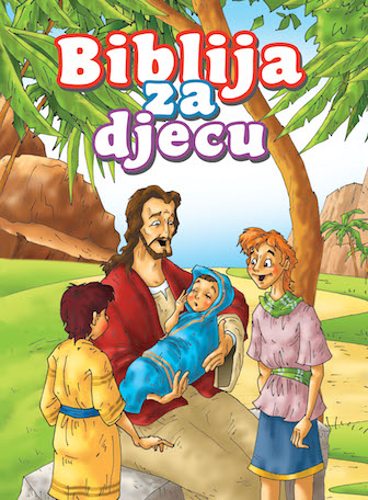 Bible for Young Readers (Croatian)