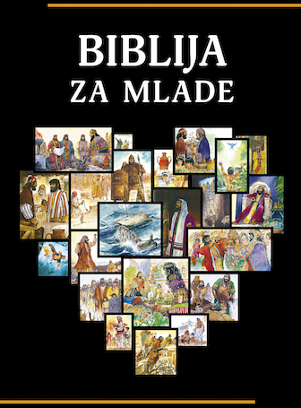 Bible for Teens (Croatian)