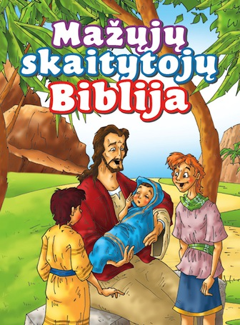 Bible for Young Readers (Lithuanian)