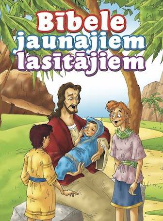 Bible for Young Readers (Latvian)
