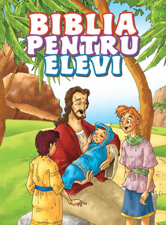 Bible for Young Readers (Romanian)