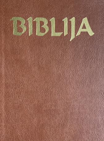 Bible (Croatian)