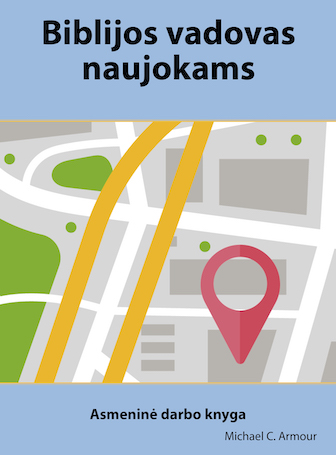 A Newcomer's Guide Workbook (Lithuanian)